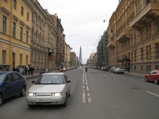 Кирочная улица от Литейного проспекта - экспертиза