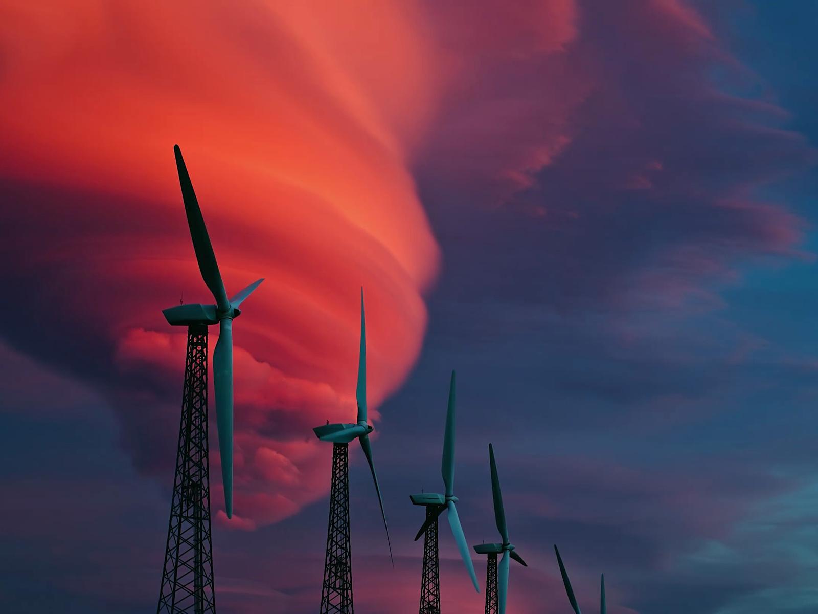 Чтобы альтернативная энергосистема работала без перебоев, придется создать в три раза больше источников «зеленой» энергии
