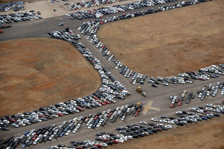 США избавляется от машин-утопленников