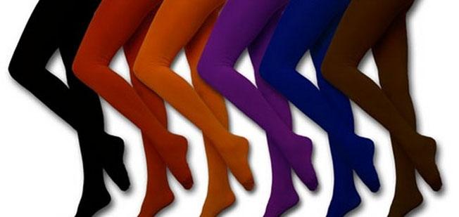 цветные-колготы