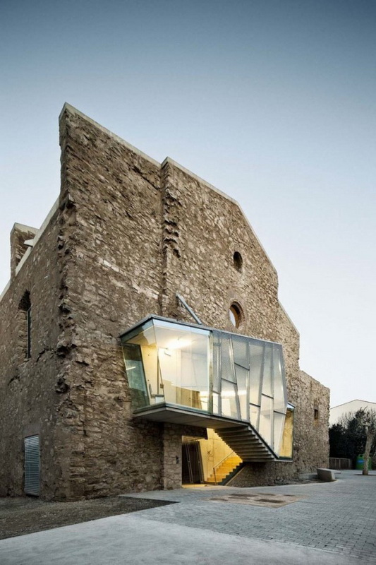 preserving old buildings for future generations
