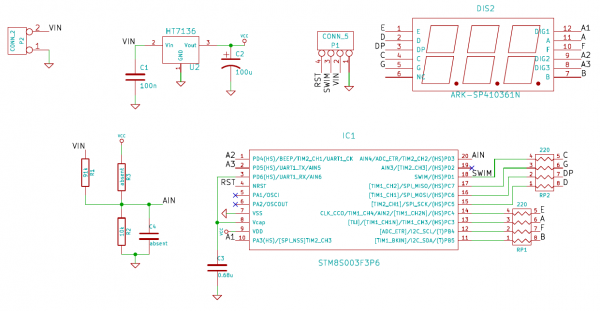 3digit_voltmeter