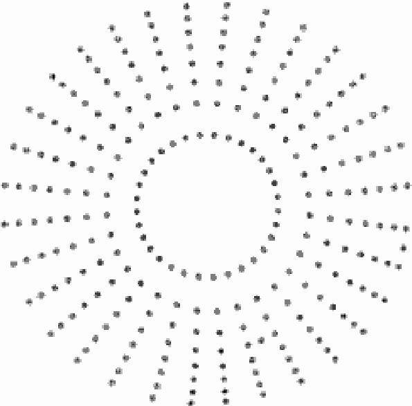 Предфокальная гартманнограмма