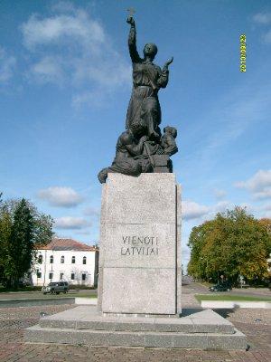 vienoti latvijai