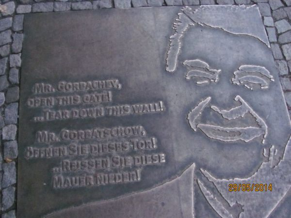 mister gorbachev