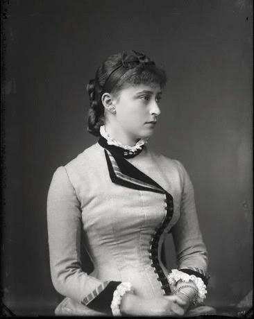 Елизавета Федоровна Романова. Фотография