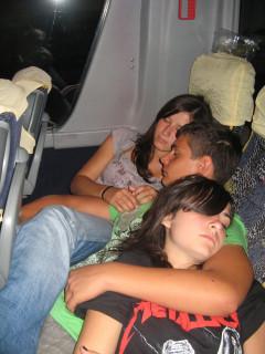 Детки утомились