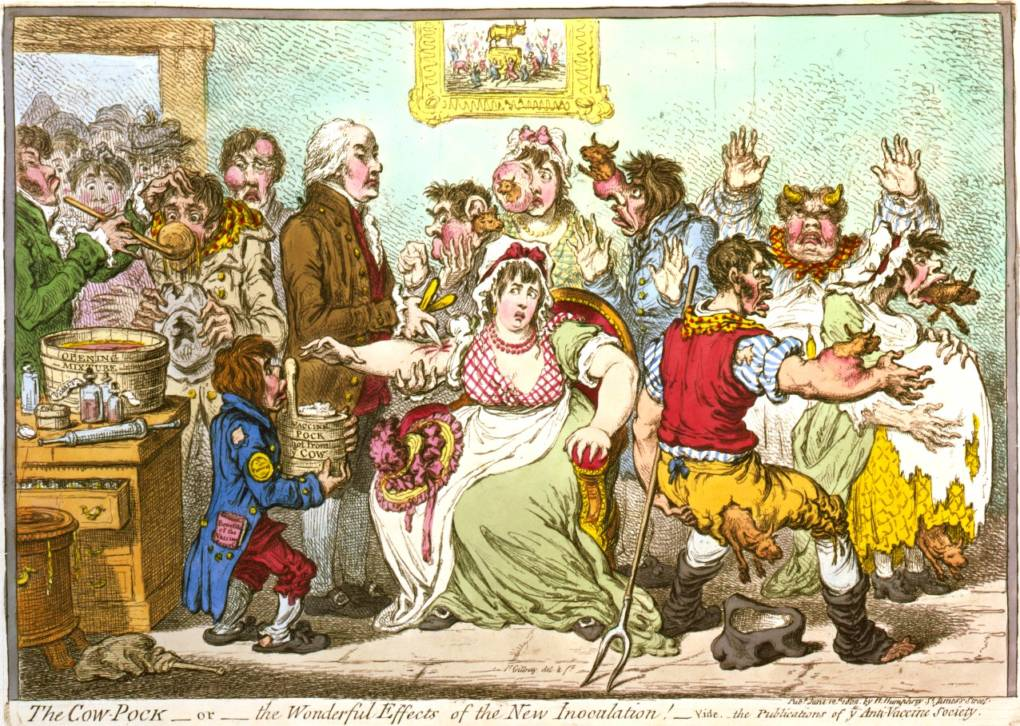 James_Gillray_The_cow_pock_Wiki_Public