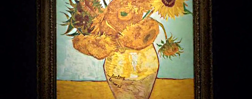 Van Goghs Sunflowers for Amy