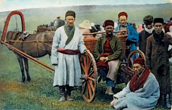 На Киевщине каждый третий шляхтич был татарин