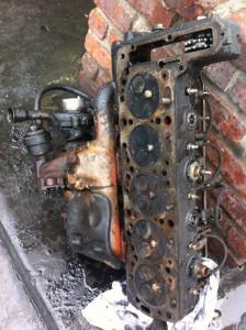 Classic mercedes benz ednixon for Mercedes benz om617