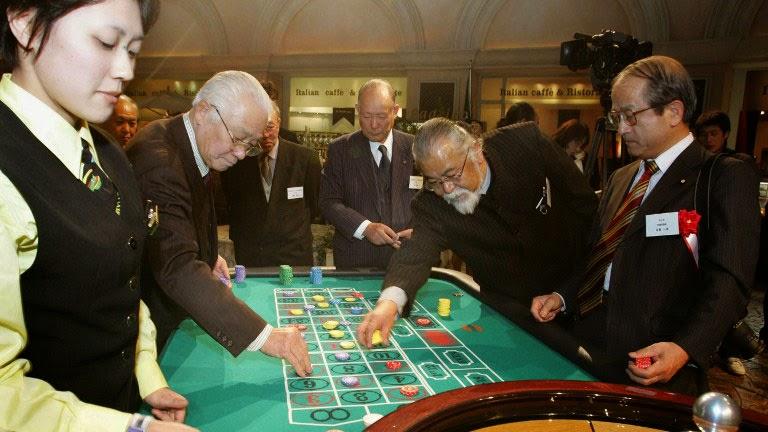 Япония Игры Азартные широко улыбалась Сколь