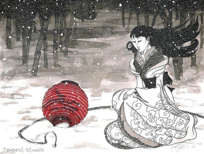 1269853906_33508085_yuki_onna__the_red_lantern_by_tempesterika