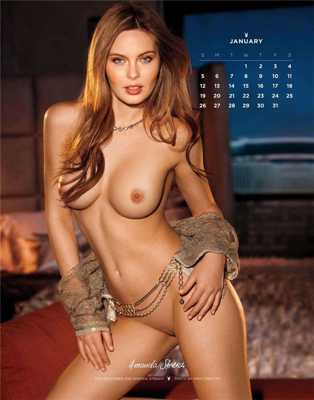 Amanda Streich / Miss December 2012