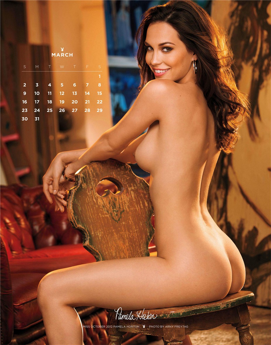 Pamela Horton / Miss October 2012