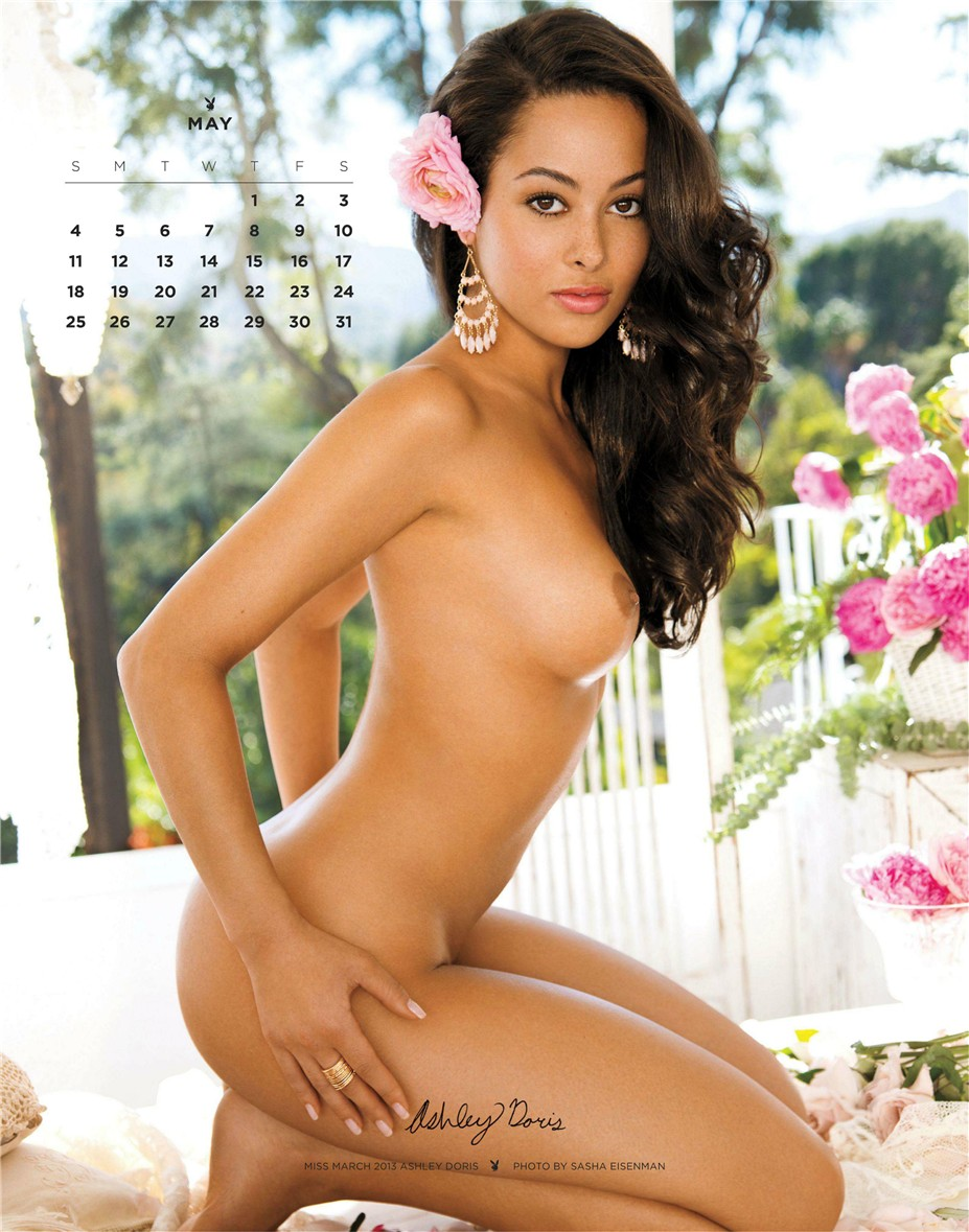 Ashley Doris / Miss March 2013