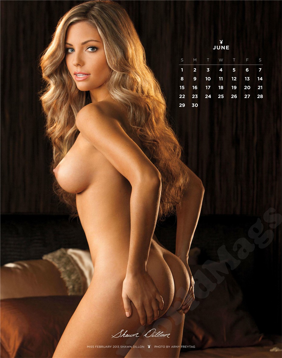 Shawn Dillon / Miss February 2013