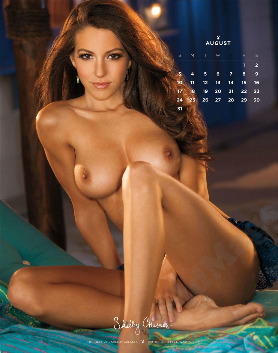 Shelby Chesnes / Miss July 2012