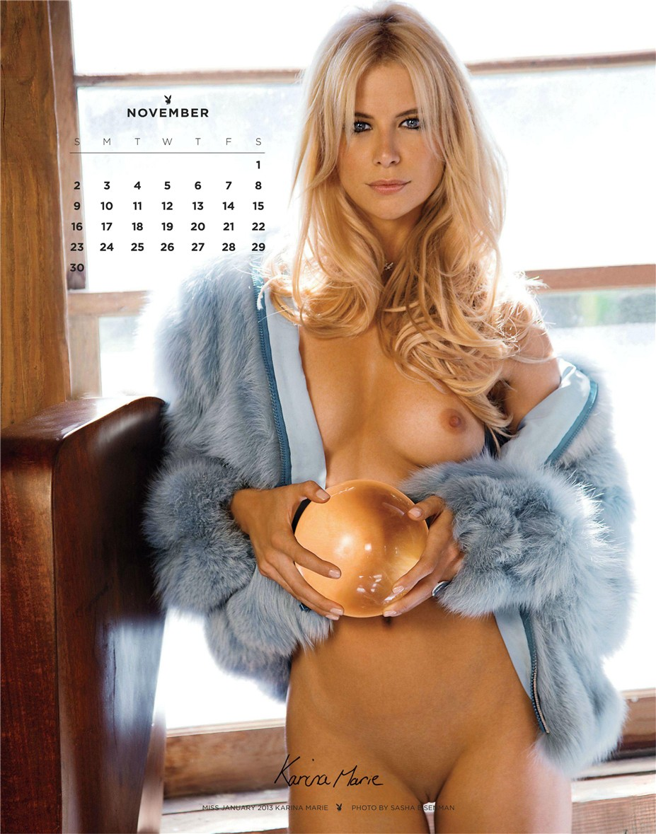 Karina Marie / Miss January 2013