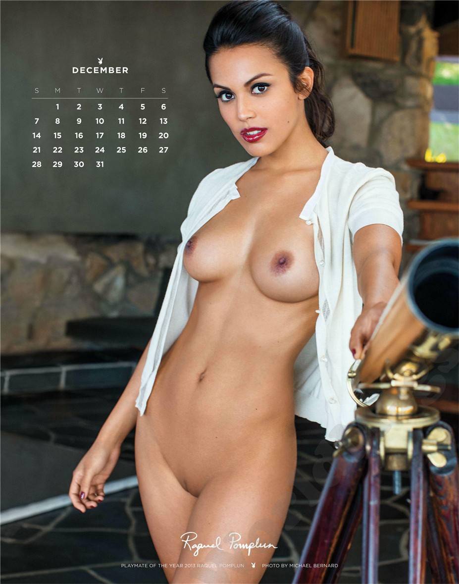 Raquel Pomplun / Playmate of the Year 2013