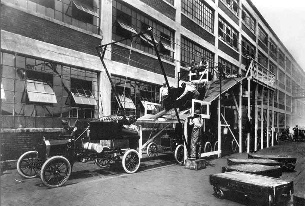 Как генри форд повышал производительность