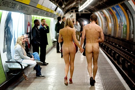 Naked Friday