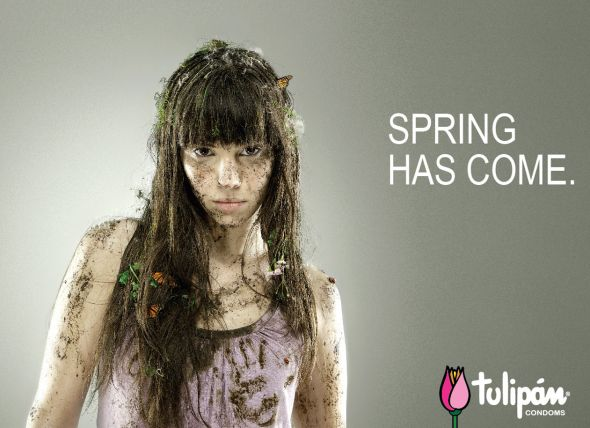 Spring has arrived