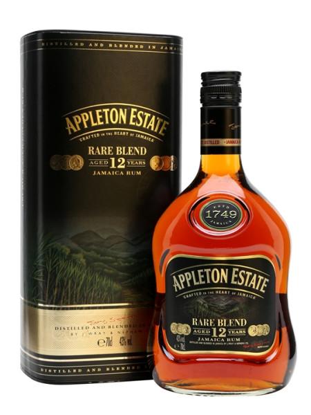 Неповторимый вкус рома Appleton Estate 89