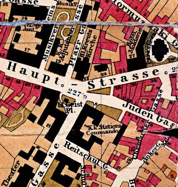 Map 100 1888