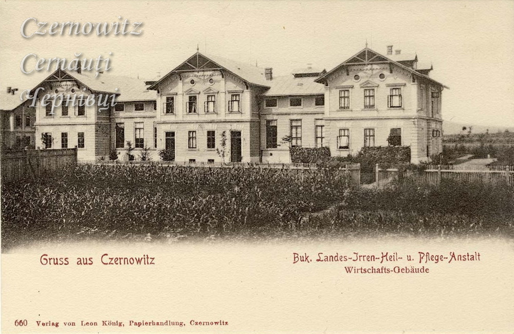 MaisGasse 110 1898