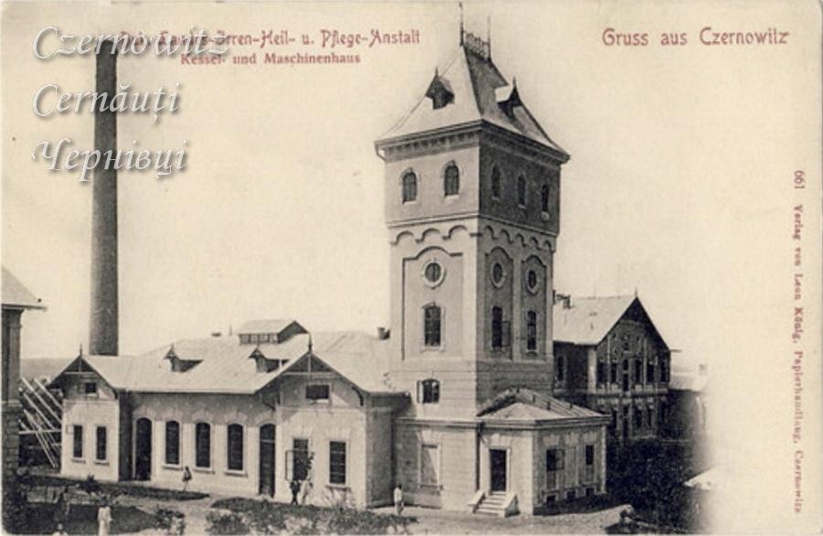 MaisGasse 100 1898
