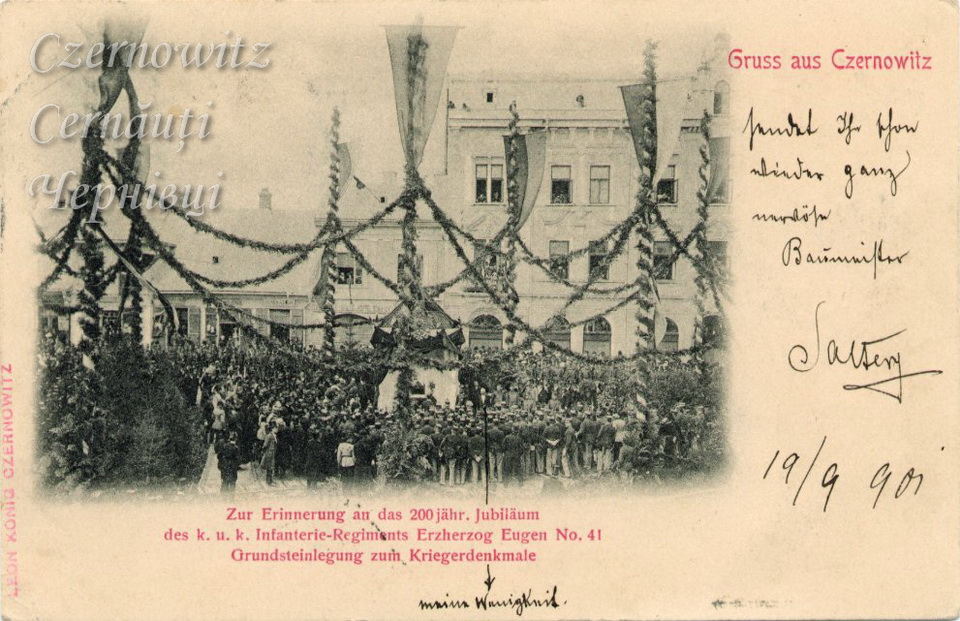 SiebenburgerStrasse 100 1901