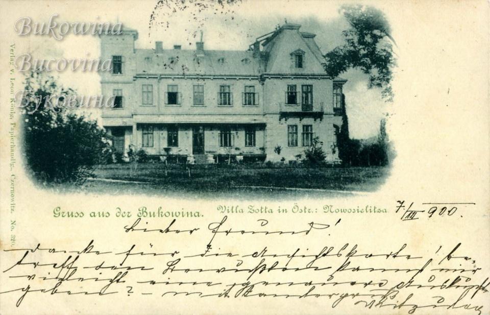Nowosielitza 230 1899