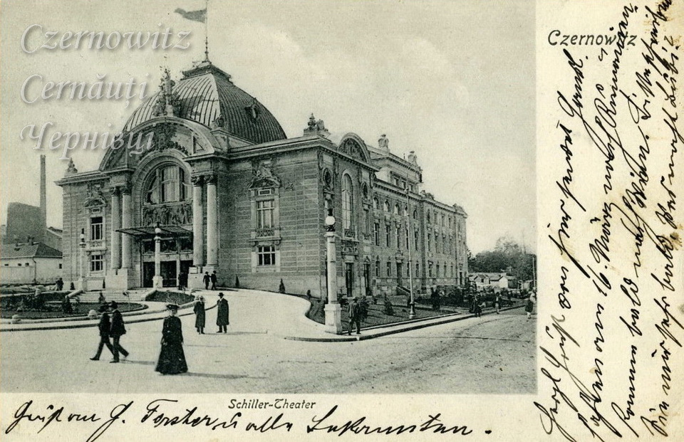 ElisabethPlatz 285 1906