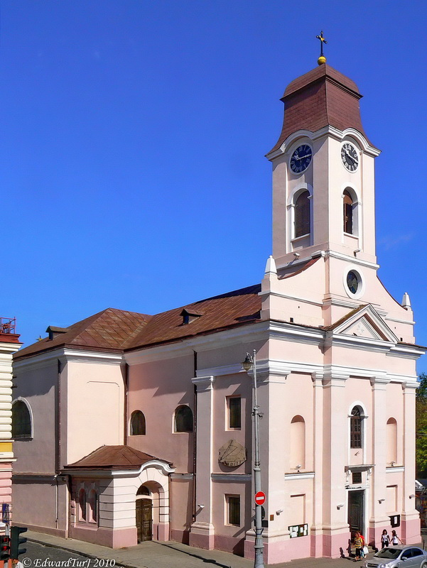 Congregation of Holy Cross Church (1814)