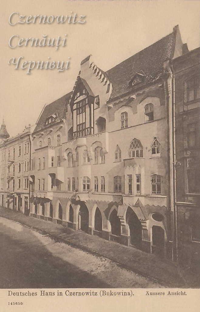 HerrenGasse 820 1910