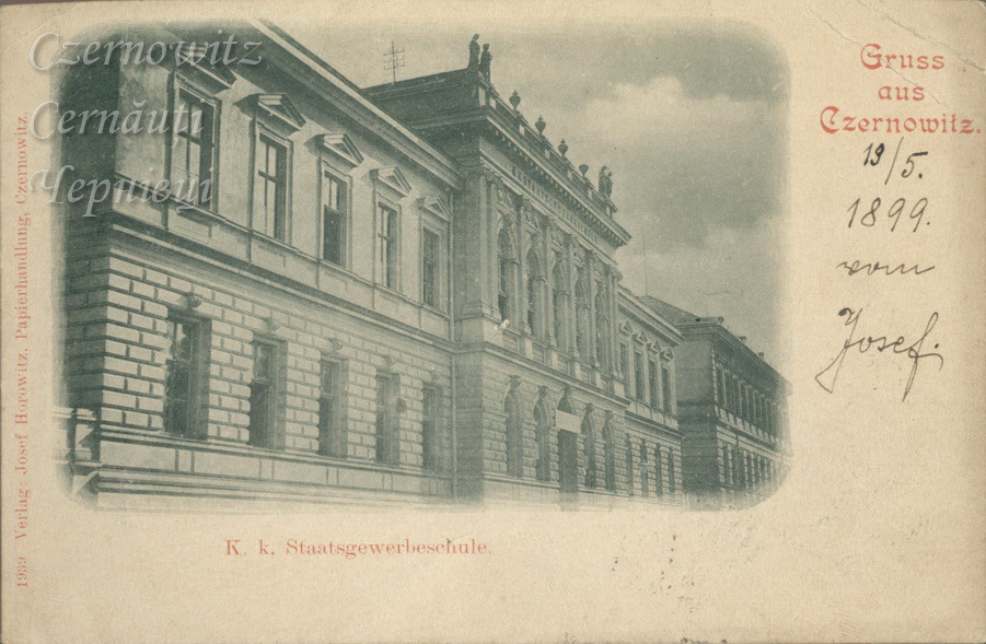 NeueweltGasse 180 1899
