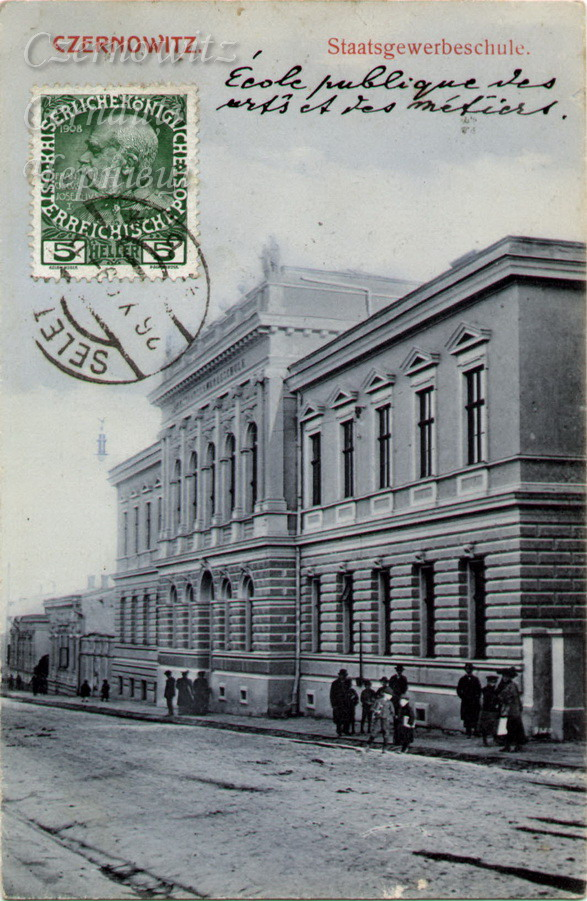 NeueweltGasse 160 1909