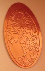 Sylveon penny