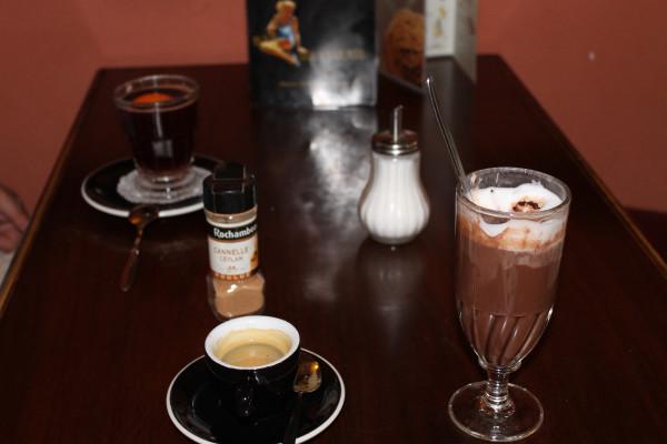 кофе анси глинтвейн горячий шоколад