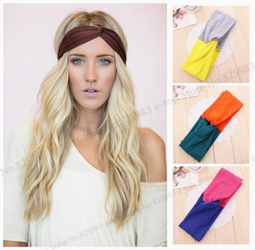 New-font-b-Fashion-b-font-Twist-Sport-Yoga-Headband-Bandana-hijab-font-b-Turban-b