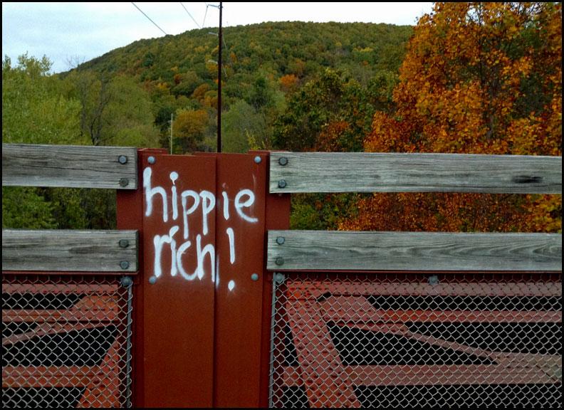 hippie-rich
