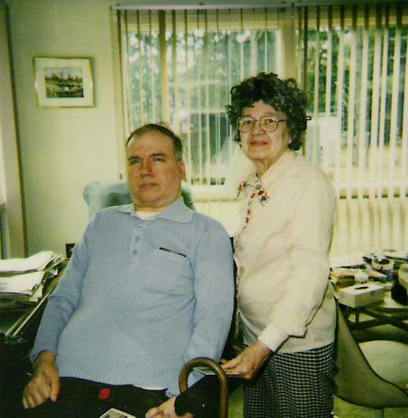 John-and-mom