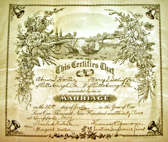 Abe-and-Mary's-marriage-certificate-smaller