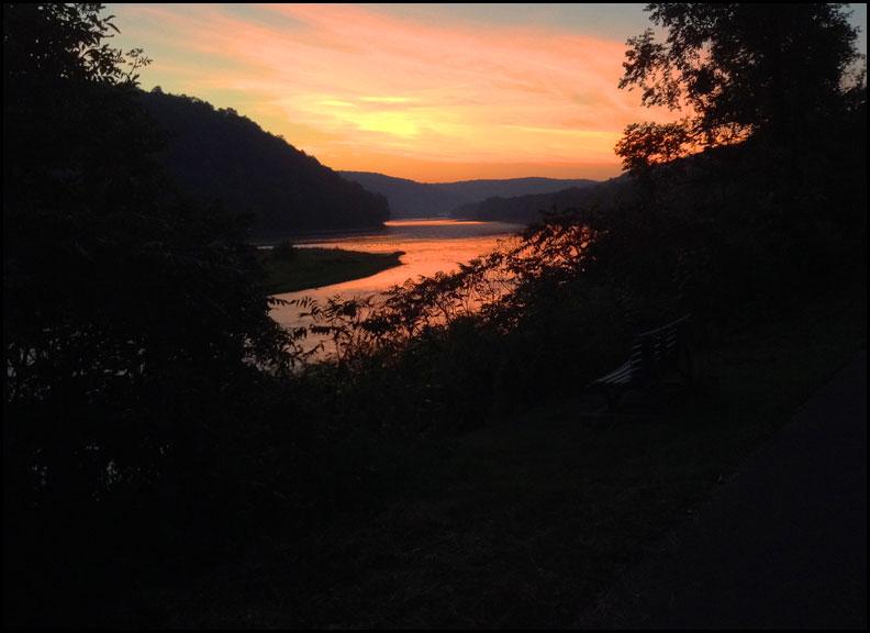 9-6-16-bench-sunset