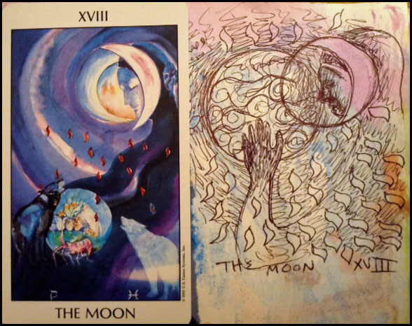 12-15-16-XVIII-The-Moon-tarot-of-the-spirit
