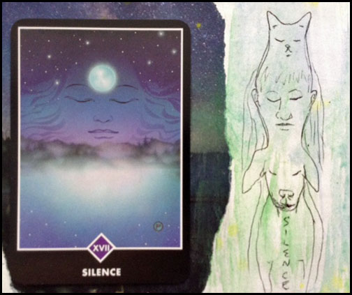 12-18-16-The-Star-#17-Silence-Osho-Zen-Tarot