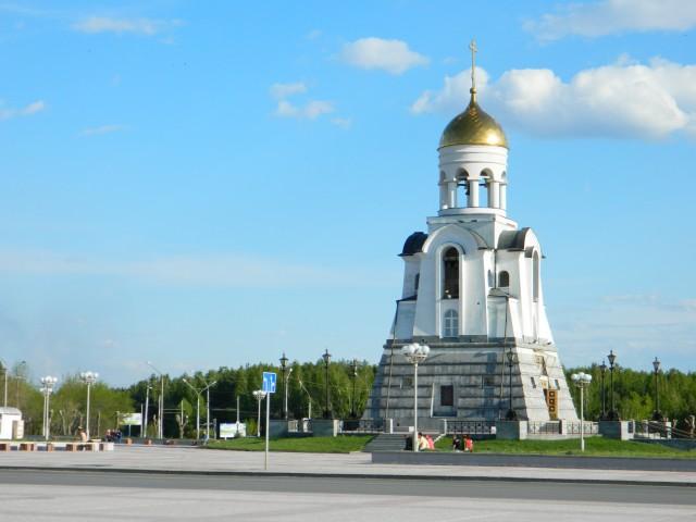Каменск-Уральский, май 2011