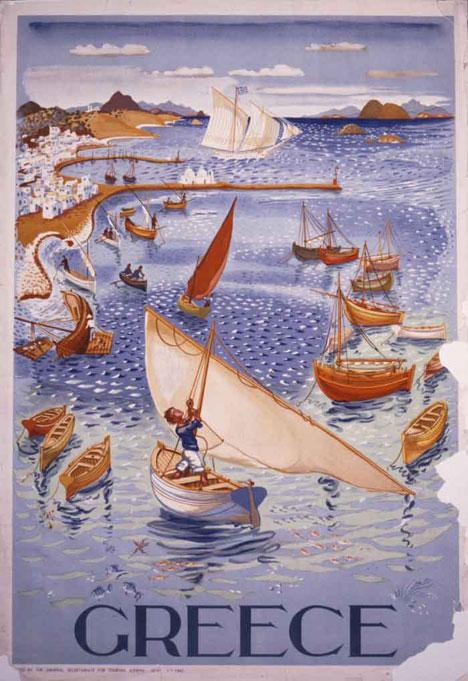 greece-vintage-poster