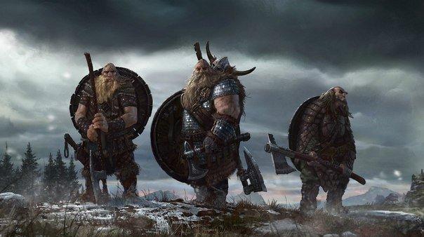 Викинги от культуры....